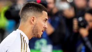 Contratado por R$ 440 milhões, Hazard decepcionou em temporada de estreia no Real Madrid
