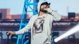 #GodzillaChallenge: Eminem desafia fãs a fazerem rap tão rápido quanto ele