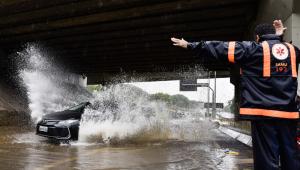 Governo emite alerta de tempestades no Sudeste para os próximos dias