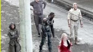'Esquadrão Suicida 2': Arlequina, Homem das Bolinhas e mais heróis aparecem em set