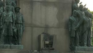estatua roubada rio de janeiro