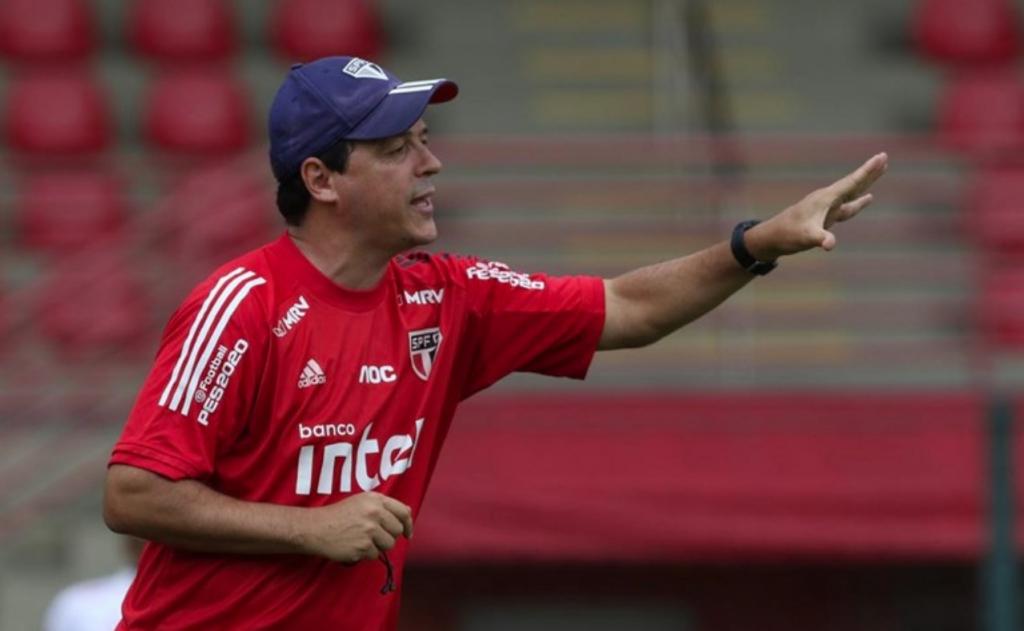 Fernando Diniz destaca evolução de Pato no SPFC: 'É um super talento' – Jovem Pan