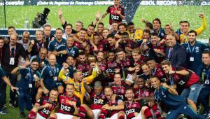 É campeão! Flamengo derrota Independiente Del Valle e conquista a 3.ª taça em 11 dias