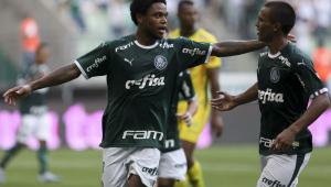 Palmeiras vira sobre o Mirassol em 8 minutos e inaugura grama sintética com vitória por 3 a 1