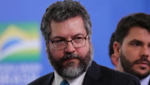 'Trump entendeu o que é esse novo Brasil; Biden, não', diz Ernesto Araújo