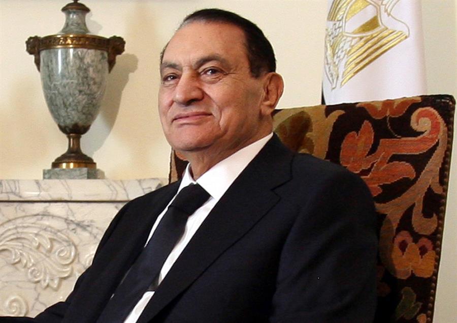 Morre ex-presidente do Egito Hosni Mubarak aos 91 anos – Jovem Pan
