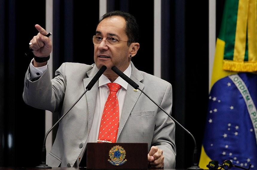 Jorge Kajuru é senador pelo Cidadania, eleito em 2018