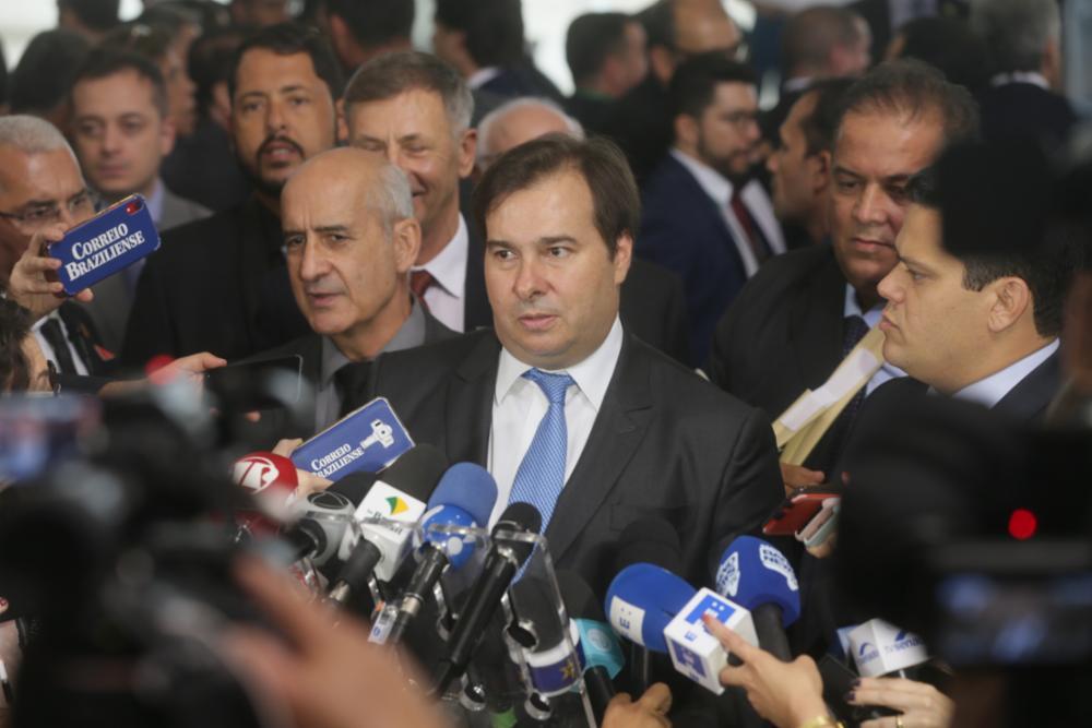 Maia quer votar a reforma administrativa ainda no primeiro semestre – Jovem Pan