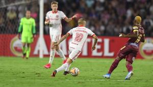 Em jogo fraco, Inter empata na Colômbia e define futuro na Libertadores em casa