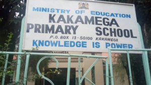 Kakamega School