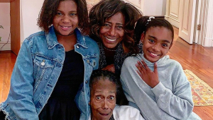 Mãe de Gloria Maria morre aos 89 anos: 'Devo tudo que sou a ela'