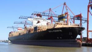 Técnicos da Anvisa vão examinar tripulante de navio chinês no Porto de Santos