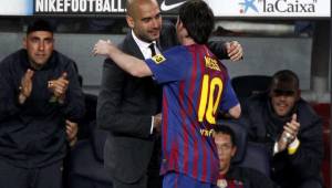 Guardiola fala sobre a possibilidade do Manchester City contratar Lionel Messi