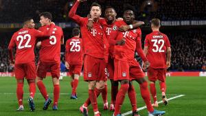 Lewandowski e Gnabry voltam a 'destruir' em Londres, e Bayern atropela Chelsea