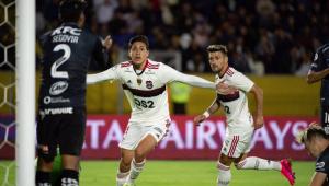 Flamengo empata em Quito e fica a uma vitória do título da Recopa Sul-Americana