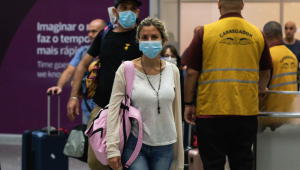 EUA antecipam implementação de restrição a passageiros vindos do Brasil
