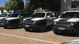 Batalhões da PM do Ceará são invadidos durante a madrugada