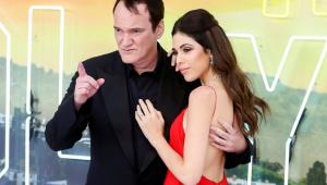 Nasce primeiro filho de Quentin Tarantino e sua esposa Daniella