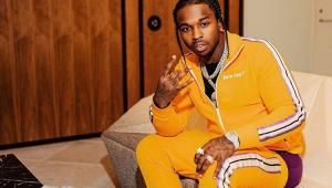 Rapper Pop Smoke, de 20 anos, morre após ser baleado nos EUA