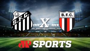 Santos x Botafogo-SP: acompanhe a transmissão da Jovem Pan