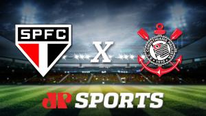 São Paulo x Corinthians: acompanhe a transmissão da Jovem Pan