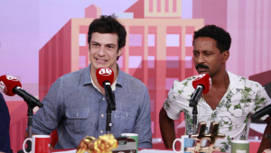 Luis Miranda e Mateus Solano falam sobre ACESSO À CULTURA