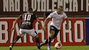 Santos joga mal em Araraquaua e não sai do 0 a 0 com a Ferroviária