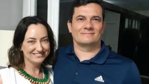 Mulher de Moro diz que vê o marido e Bolsonaro como 'uma coisa só'