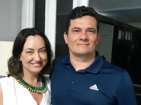 Mulher de Moro diz que vê o marido e Bolsonaro como 'uma coisa só' – Jovem Pan
