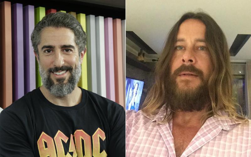 Marcos Mion processa Theo Becker por injúria e difamação; ator propõe acordo – Jovem Pan