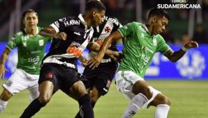 Vasco avança na Copa Sul-Americana em jogo com ato de racismo na Bolívia