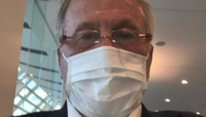 No Japão, Zico relata como está o país em meio ao surto de coronavírus