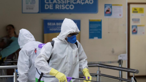 Brasil registra mais de 1,1 mil casos de coronavírus em um dia