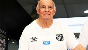 Ídolo do Santos, Pepe é internado em São Paulo com Covid-19