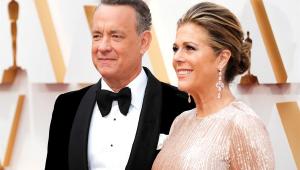 Tom Hanks e Rita Wilson doam sangue para estudo de vacina
