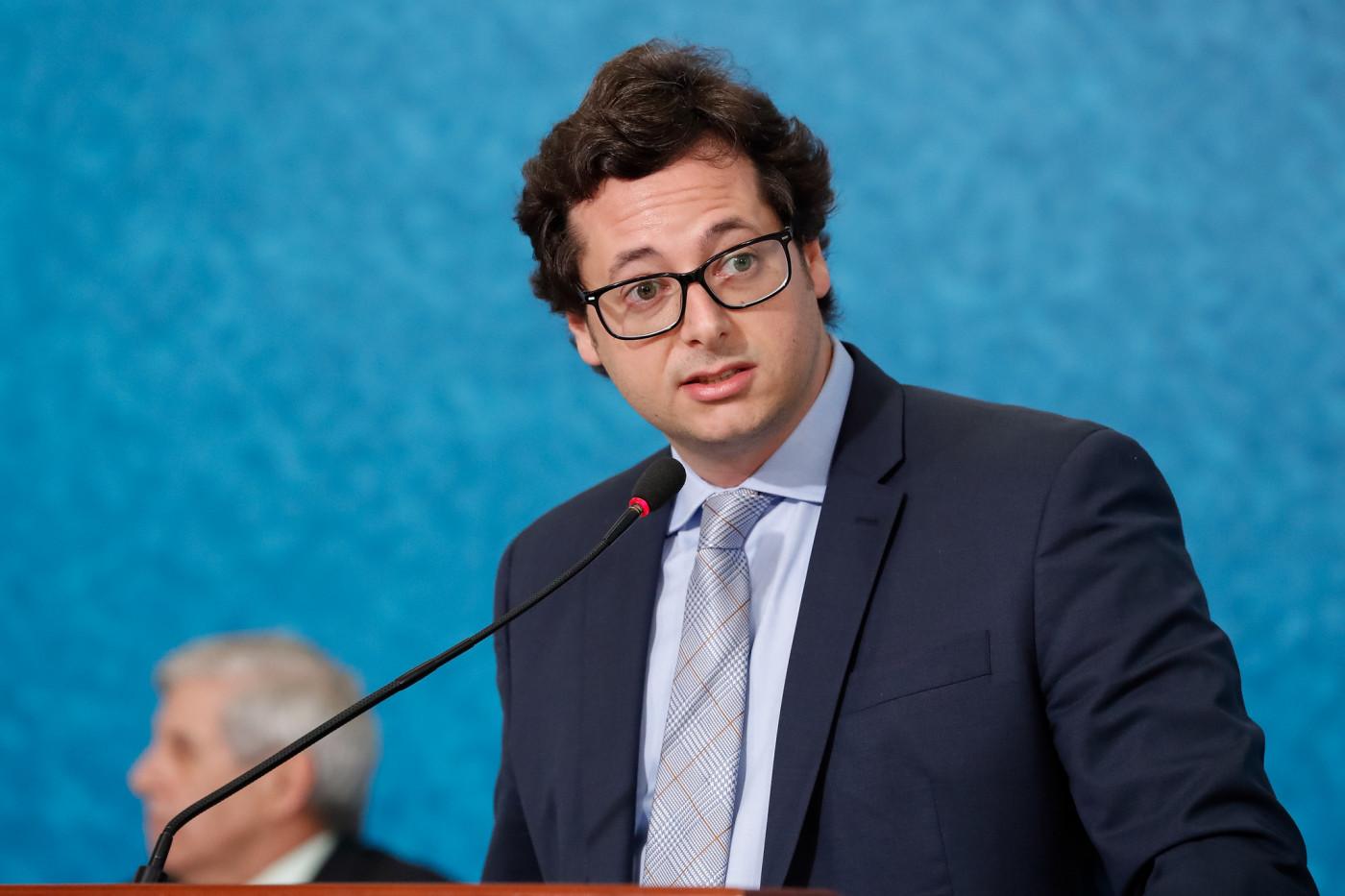 Empresário comandou a Secom no governo Bolsonaro