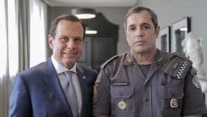 Governo de SP oficializa nomeação do novo comandante-geral da PM