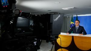 Pronunciamento de Bolsonaro terá oito minutos de duração