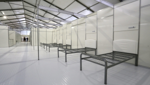 SP vai desativar parte do hospital de campanha do Anhembi a partir de agosto