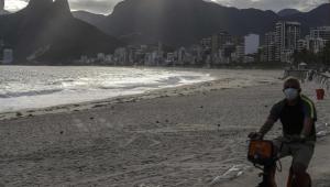 Brasil tem 1.620 casos de coronavírus e 25 mortos