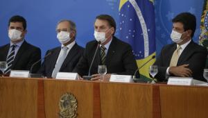 Constantino: Medidas anunciadas pelo governo são desesperadas e paliativas