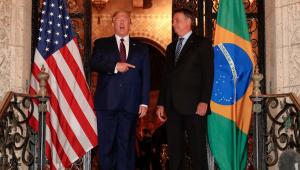 Saída de Donald Trump da Casa Branca deixou o Brasil perdido no mundo