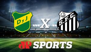AO VIVO - Defensa y Justicia x Santos - 03/03/20 - Libertadores - Futebol JP