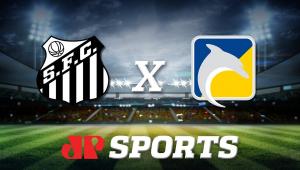 AO VIVO - Santos x Delfin - 10/03/20 - Libertadores - Futebol JP