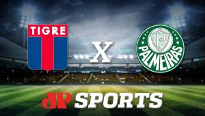 AO VIVO - Tigre x Palmeiras - 04/03/20 - Libertadores - Futebol JP