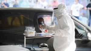 Começa triagem de pacientes com coronavírus em Guarulhos
