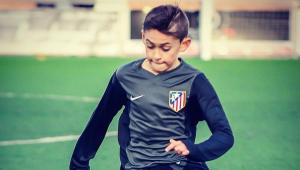 Morre aos 14 anos destaque da base do Atlético de Madrid: 'Dor imensa'