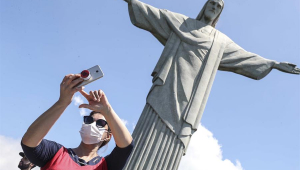 Pontos turísticos do Rio estão prontos para a reabertura