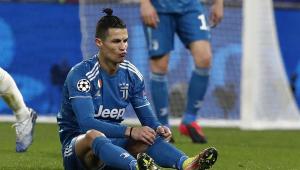 CR7 volta a testar positivo para Covid-19 e deve perder Juventus x Barça