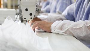 Pesquisadores desenvolvem tecido que mata vírus da Covid-19